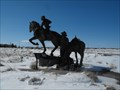 "Image for ""The Pony Express"" Statue - Casper, WY"