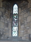 Image for Stained Glass Window - St John the Baptist - South Croxton, Leicestershire