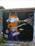 Image for Skatepark Graffiti - Alsager, Cheshire, UK.