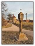 Image for Baroque Wayside Shrine - Vršce (East Bohemia), Czech Republic