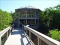 Image for Wildlife Education Boardwalk Observation Tower, Sanibel Island, Florida, USA
