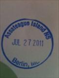 Image for Asseteague Island Visitor Center Passport Stamp- Asseteague Island, MD