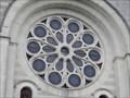 Image for Rosace Eglise Notre Dame du Marillais,France