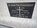 Image for 1979 - St. John the Evangelist Anglican - Salmon Arm, BC