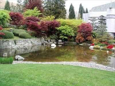 The Momiji Gardens   Vancouver, B.C. Canada   Japanese Gardens On  Waymarking.com