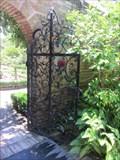 Image for Filoli Gate  - Woodside, CA