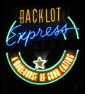 Image for Backlot Express - Artistic Neon - Echo Lake, Orlando, Florida, USA.