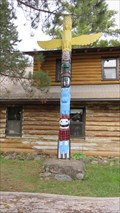 Image for Clearwater Totem Pole – Grand Marais, MN