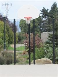 Basketball Backboard, Emeryville, CA
