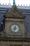 Image for Post Clock - Luxembourg