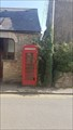 Image for Red Telephone Box - High Street - Silverstone, Northamptonshire