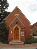 Image for St. Stephen's Episcopal Church, 1881 - Longmont, CO