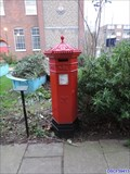 Image for [REPLICA] Victorian Post Box - Tolhouse Street, Great Yarmouth, UK