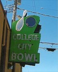 Image for College City Bowl - Macomb, IL