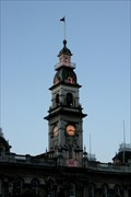 Image for Municipal Chambers Clock — Dunedin, New Zealand