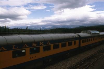 Alaska RR Cars