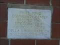 Image for 1948 - White Pond Community Center - Williston SC