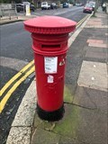 Image for Victorian Pillar Box - Waldegrave Road - Brighton - East Sussex - UK