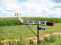 Image for Crop Duster Mailbox - Breckenridge, MN