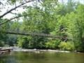Image for Benton Mackaye Trail - Toccoa River Suspension Bridge - Georgia