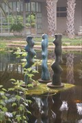 Image for Botanical Garden Fountain - San Antonio Texas