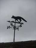Image for Fox weathervane, Walsal End Lane, Eastcote, Warwickshire