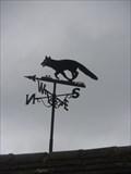 Image for Fox weathervane, Walsal End Lane, Eastcote, Warwickshire