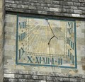 Image for Chichester Cathedral Sundial - Chichester, West Sussex, UK