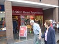 Image for British Heart Foundation Charity Shop, Stone, Staffordshire, England