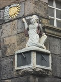 Image for John Knox House Sundial - Edinburgh, Scotland