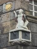 Image for John Knox House Sundial - Edinburgh, Scotland
