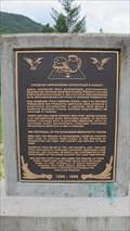 Image for Doukhobor Migration to Canada - Glade, British Columbia, Canada