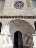 Image for Portail, Eglise Notre-Dame-du-Bourg - Rabastens (Tarn), France