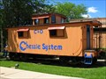 Image for Chessie System caboose - Barrington, IL