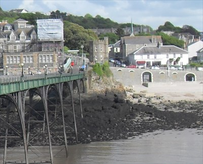 ...seen from the pier-head.