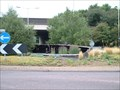 Image for Boat on Roundabout, Stanborough, Herts, UK