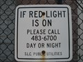Image for If Red Light Is On... - Salt Lake City, UT