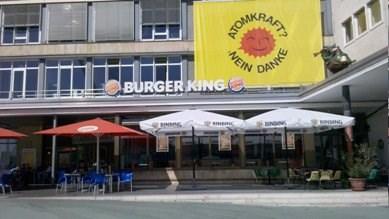 burger king kassel hauptbahnhof hessen germany burger king restaurants on. Black Bedroom Furniture Sets. Home Design Ideas