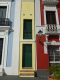 Image for Narrowest House in the World - San Juan, Puerto Rico