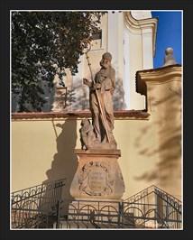 Saint Valentine (Svatý Valentýn) - Kostelec na Hané