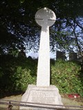Image for St Wenn War Memorial, Cornwall, UK