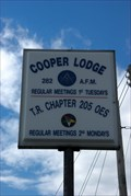 Image for Cooper Lodge No. 282 A.F.M. - Travelers Rest, SC