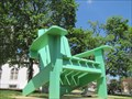 Image for Large Adirondack Chair - Washington, DC