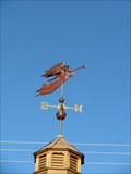 Image for Angel Weathervane - Santa Cruz, CA