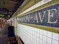Image for Kingston Av. Station - Brooklyn, New York