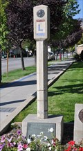 Image for Lincoln Highway Plaque & Marker ~ Carson City, Nevada