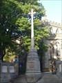 Image for Nottingham St Mary War Memorial - Nottingham, Nottinghamshire, England, UK.