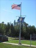 Image for Copper Harbor State Dock- Nautical Flagpole - Copper Harbor, MI