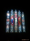 Image for Stained Glass Windows, St Michael with St Mary - Melbourne, Derbyshire