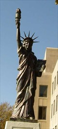 Image for Statue of Liberty - Enid Downtown Historic District - Enid, OK